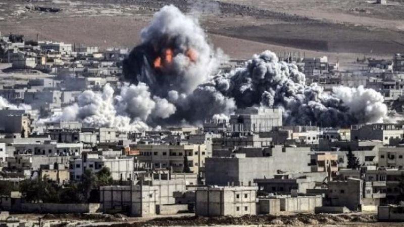 Deyr ez Zor'da art arda 3 patlama yaşandı