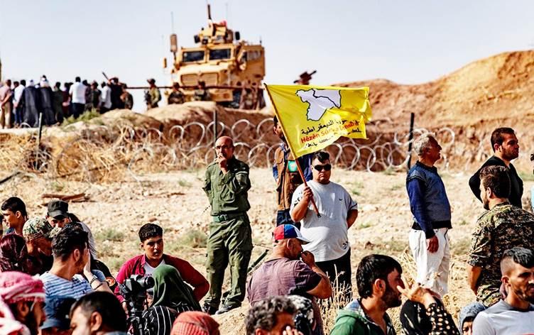 DSG: Kobani çok büyük tehlike altında...