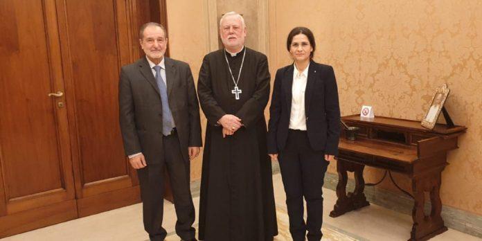 Vatikan   DSM, Rojava'daki Türkiye ve SMO güçlerini ele aldı