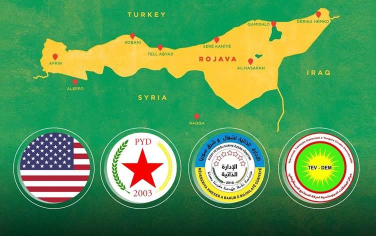 ABD'den ENKS ve PYD'ye 'birlik olun' baskısı