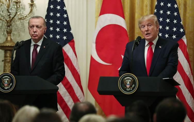 """Erdoğan'ın """"zafer"""" beklediği ABD ziyaretinde sonuç yok"""
