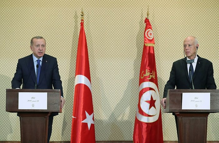 Erdoğan'dan Libya'ya asker gönderme açıklaması
