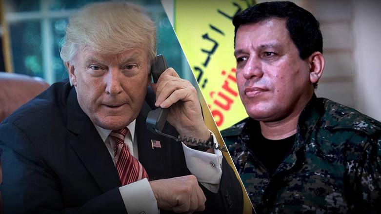 Trump Türk medyasını kaale almadı, General Mazlum'u yüceltti