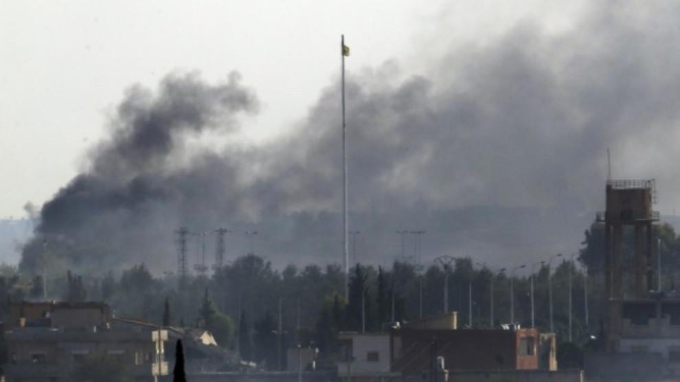 Rojava   Gire Spi'de patlama: Hasar büyük!