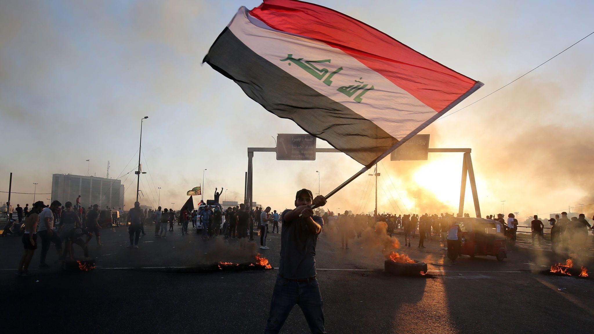 Irak'ta 'milyonluk gösteriye' katılın çağrısı