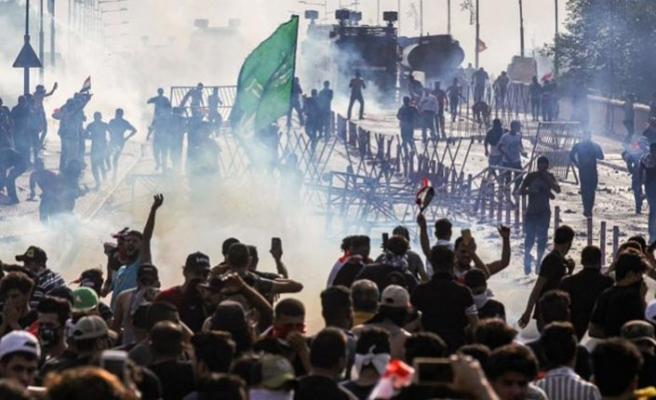 İşte Irak protestolarını durduracak 3 yol!