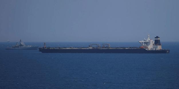Körfez'de kriz derinleşiyor: İran bir gemiye el koydu