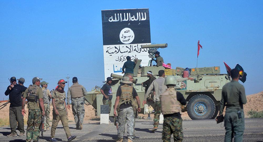 Kerkük'te IŞİD'e operasyon: Bölgede varlık göstermeye başladı