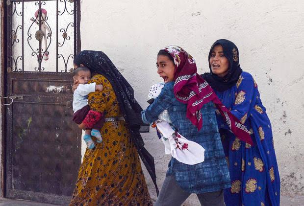 478 sivil Kürt öldürüldü, Bin 70 yaralı