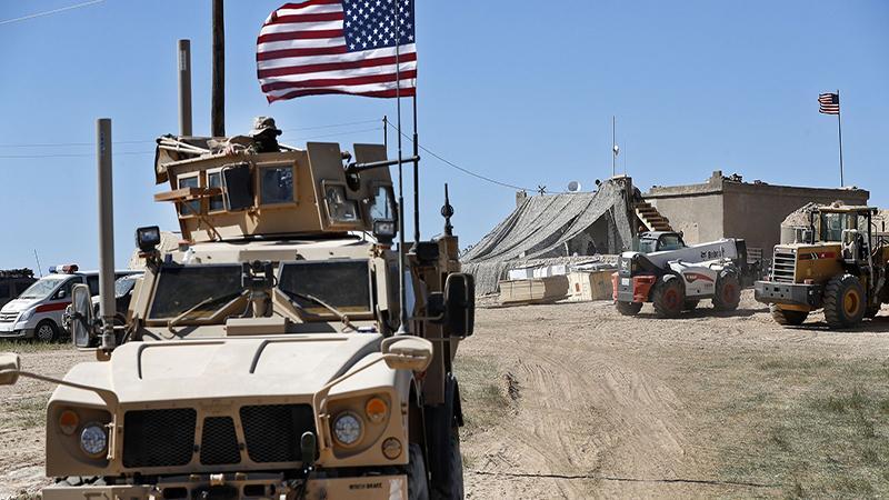 ABD, Rojava'nın Kamışlo kentinde yeni askeri üs kurdu