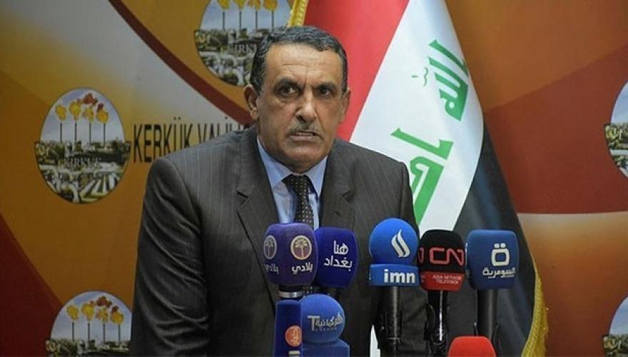 Irak'ın atanmış Kerkük valisine tutuklama kararı