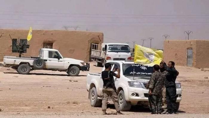 DSG ve koalisyon, IŞİD'e karşı yeniden Deyr ez Zor'da konuşlandı