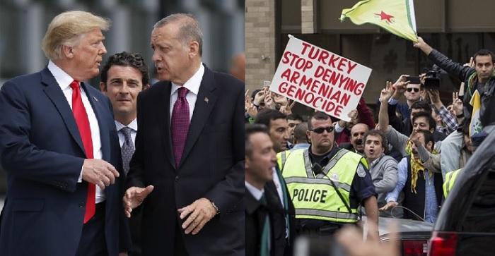 ABD'de siyasetçiler ve tüm etnik gruplar, Erdoğan'ı bekliyor
