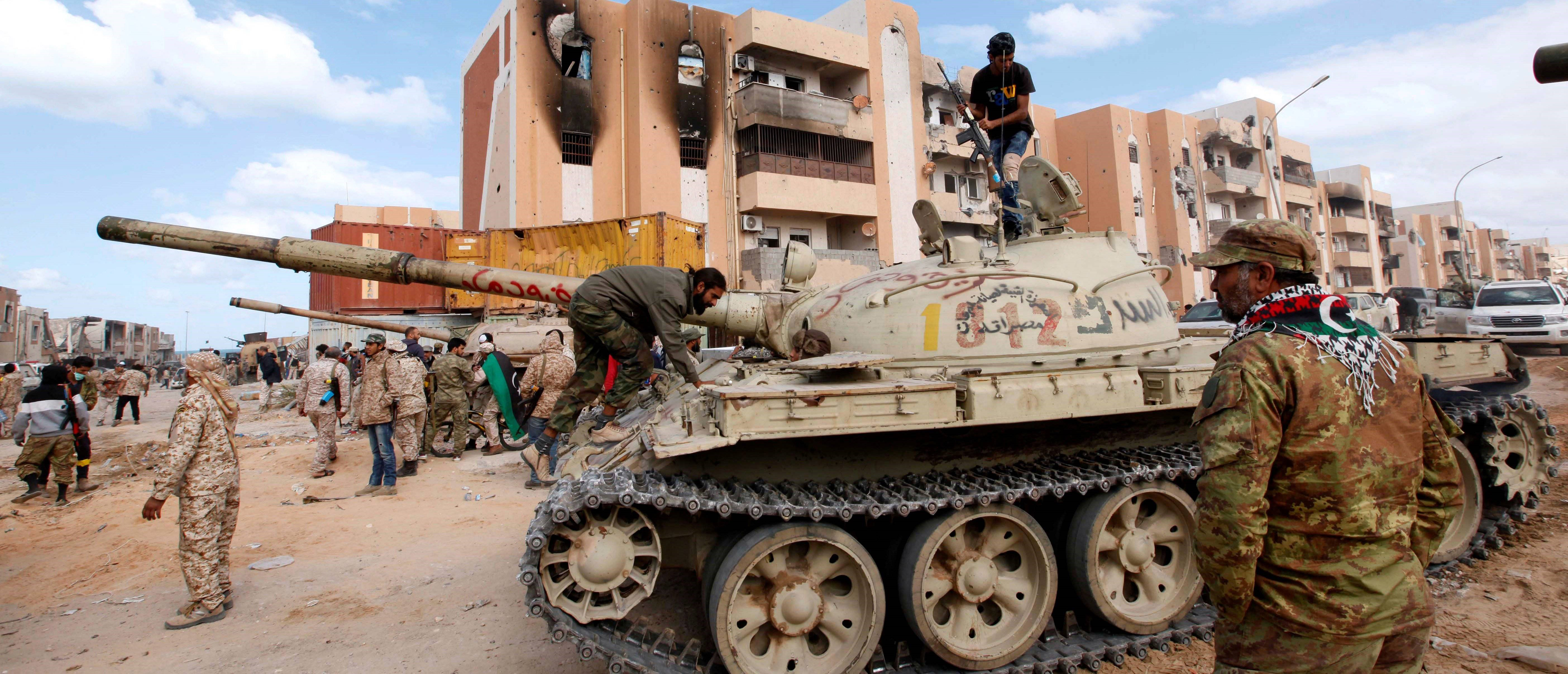 Rusya ve Türkiye arasında Libya krizi: Karşı karşıya geldiler