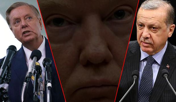 ABD'li senatör Graham: Erdoğan, görüşmede beni çileden çıkardı