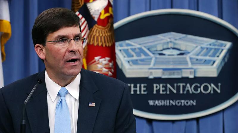 Pentagon'dan asker gönderme iddiasına ilişkin açıklama
