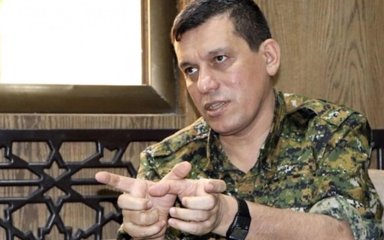 General Mazlum: ABD'nin derdi petrol değil, Kürtler