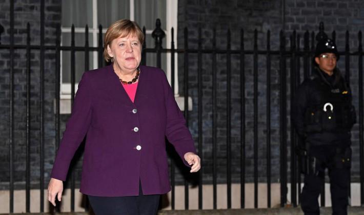 Merkel'den Türkiye ve Rojava açıklaması