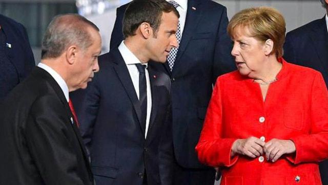 """""""Erdoğan, güvenli bölge için 3 ülkeden para isteyecek"""""""