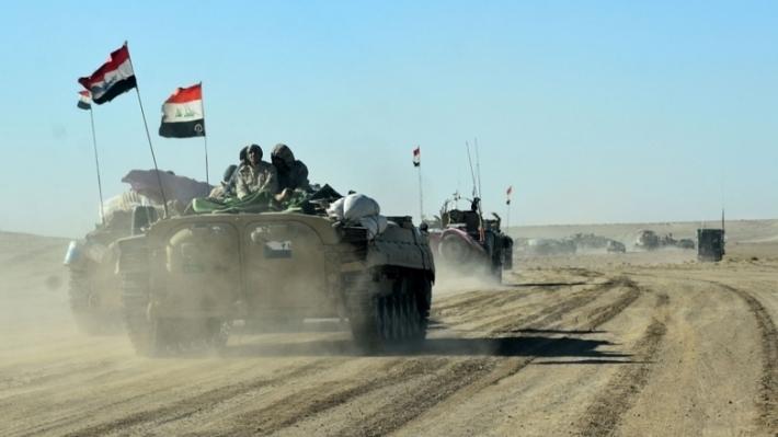 Musul'da IŞİD'e karşı operasyon başlatıldı