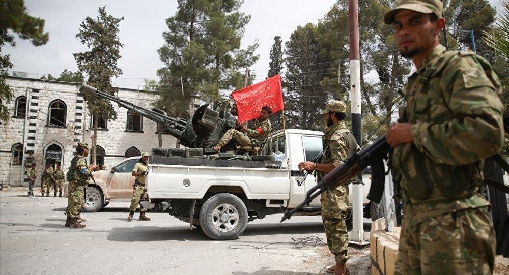 SOHR: 300 ÖSO grubu Libya'ya gönderildi...