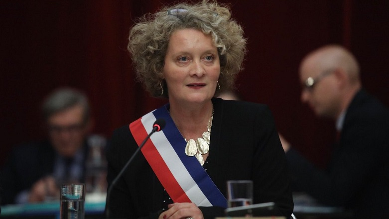 Paris Belediye Başkanı: Kürtlere borçluyuz