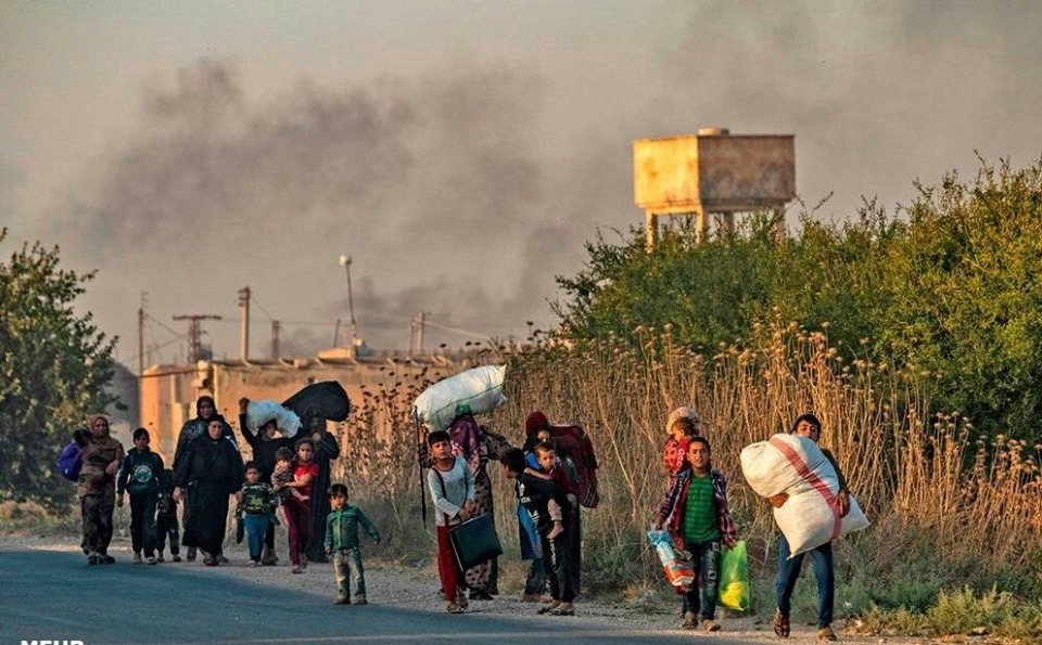 Japonya'dan Rojava'ya 14 Milyon dolar yardım