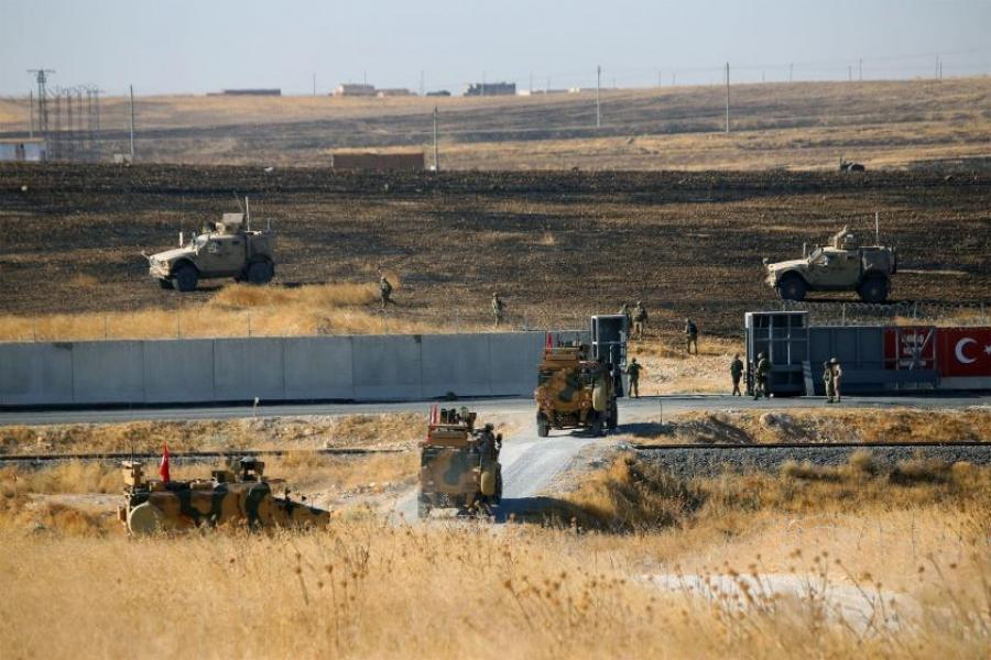 Çavuşoğlu: Serêkaniye ve Girê Sipi'ye 371 bin Suriyeli yerleşti