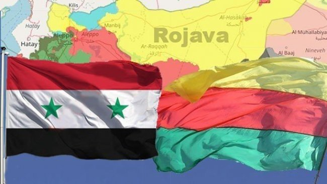 Rojava'dan Rusya'ya çağrı: Esad rejimine baskı yapın...