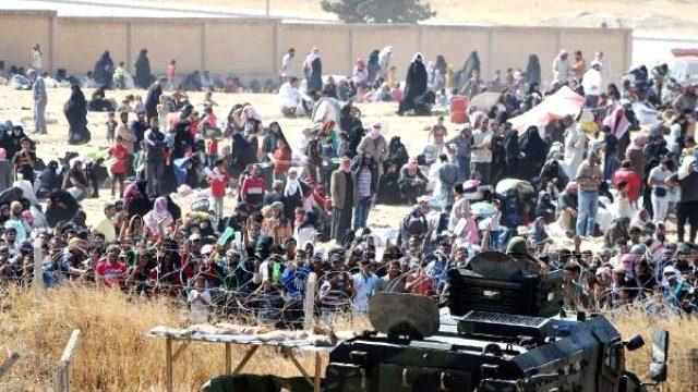 Türkiye, Rojava bölgesine ilk Arap kafileyi yerleştirdi