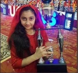 10 yaşındaki Rojhılatlı Agirin Matematikte dünya birincisi oldu