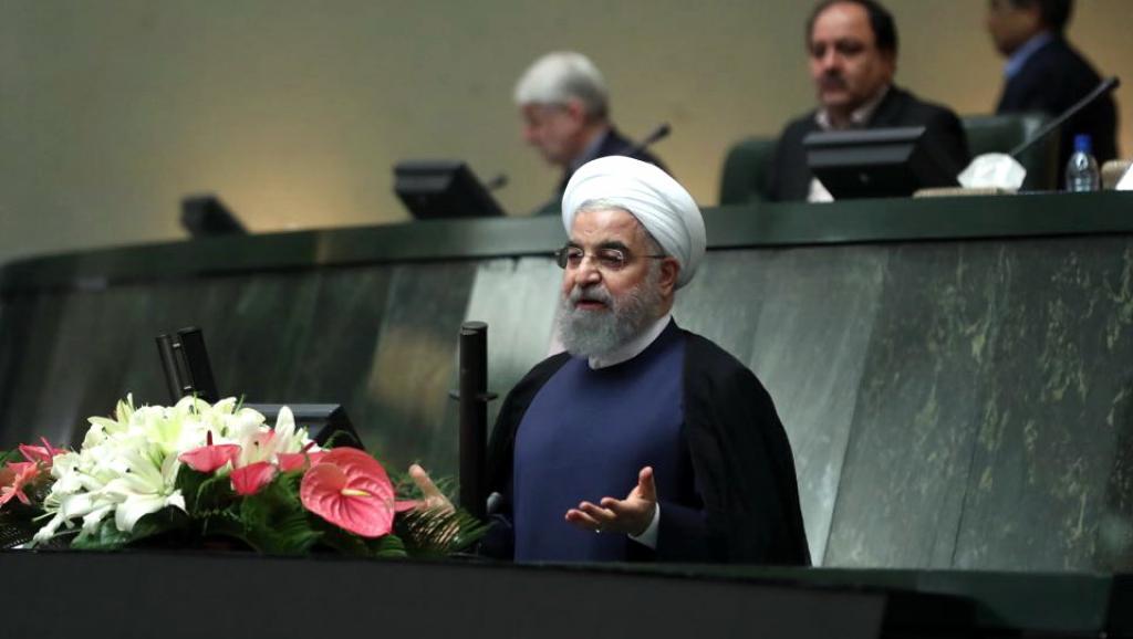 İran | Hasan Ruhani'den ABD'ye yeşil ışık