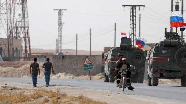 Rusya'dan Rojava hamlesi: DSG ve rejimi de kapsıyor!