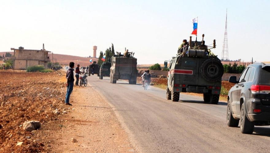 Rus güçleri, Haseke ve Halep'te devriye gerçekleştirdi
