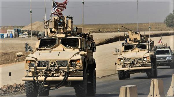 Amerikan askeri Kamışlo Havalimanına giremedi