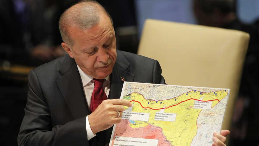 """Türkiye, Rojava'yı """"sömürge"""" gibi yönetiyor"""
