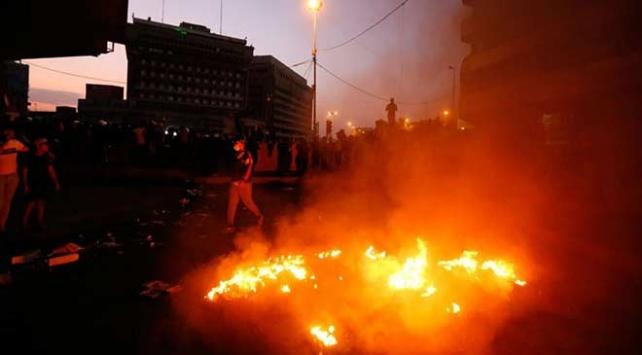 Selahaddin kentinde eş zamanlı 2 bombalı saldırı