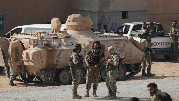 SMO'ya ilişkin iddia: Girê Spî'de 20 sivil kaçırıldı