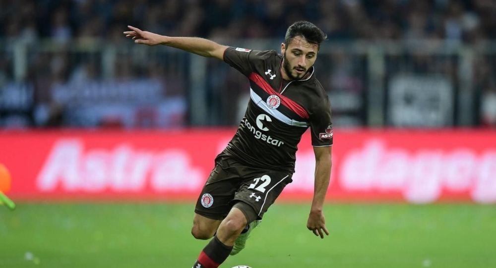 Rojava operasyonuna destek vermişti, St. Pauli sözleşmesini feshetti!