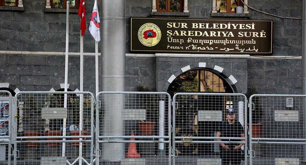 HDP'li bir Belediye Başkanı daha gözaltına alındı