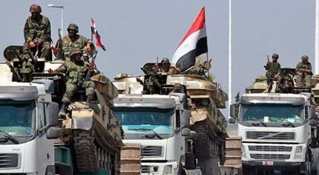 Suriye Ordusu ilerliyor: İdlib'deki stratejik beldeyi ele geçirdiler