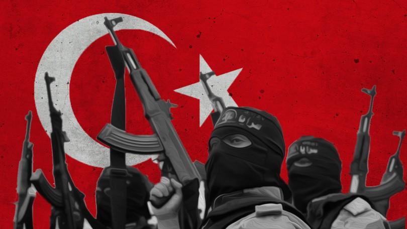 """ABD: Türkiye'nin """"Muhaliflerinin"""", IŞİD'den farkı yok"""