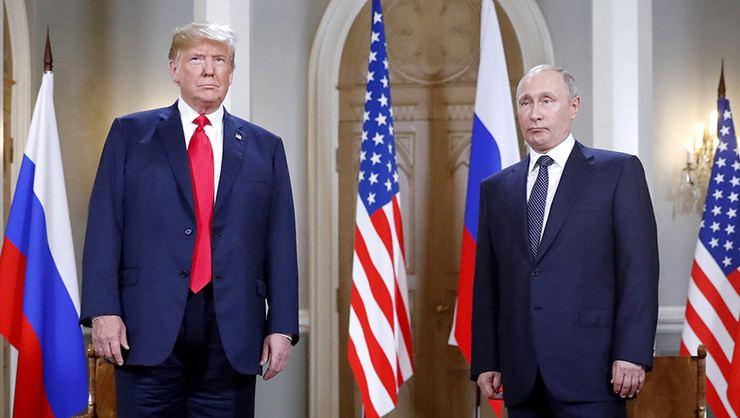 Trump'tan Putin'e füze anlaşmazlığına ilişkin mektup
