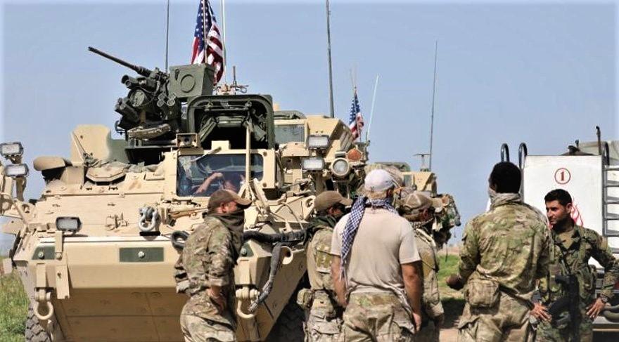 ABD'den Rojava hamlesi: DSG de yardımcı oluyor