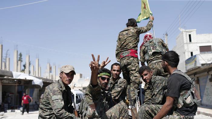 Almanya: 2013'ten bu yana YPG saflarına 270 kişi katıldı