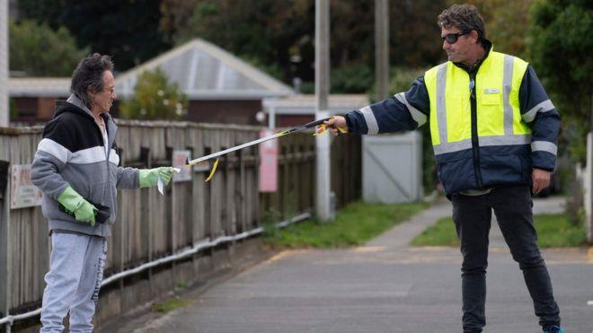 Yeni Zelanda'dan salgın açıklaması: Kazandık