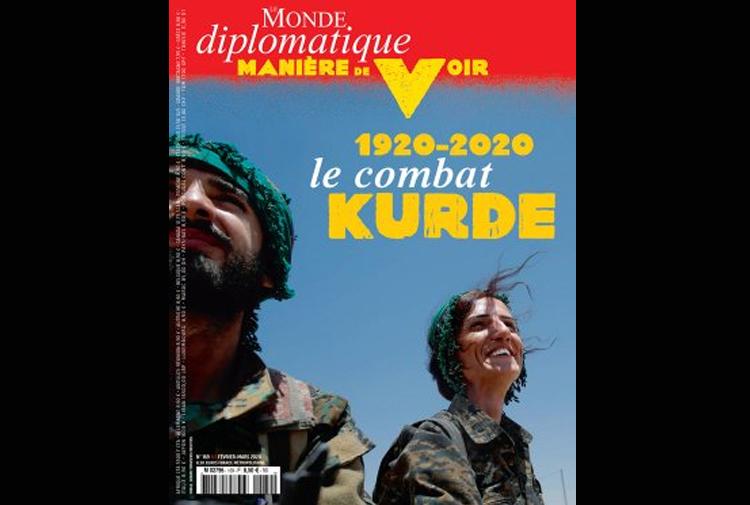 Le Monde Diplomatique'ten Kürtler için özel sayı