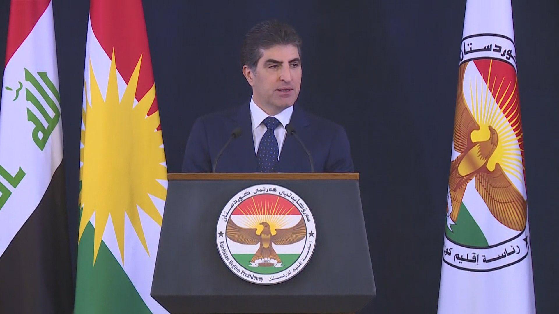 Barzani'den Rojava açıklaması: Lavrov'dan Kürtler için yardım istedim