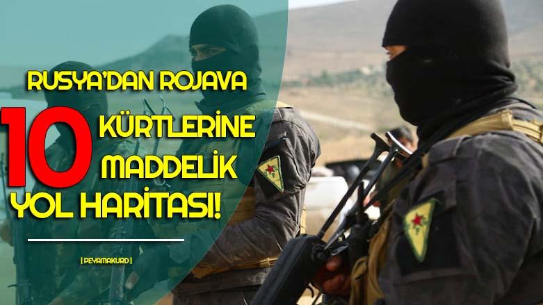Rus heyeti, Qamişlo'da Kürt yetkililer ile bir araya geldi!