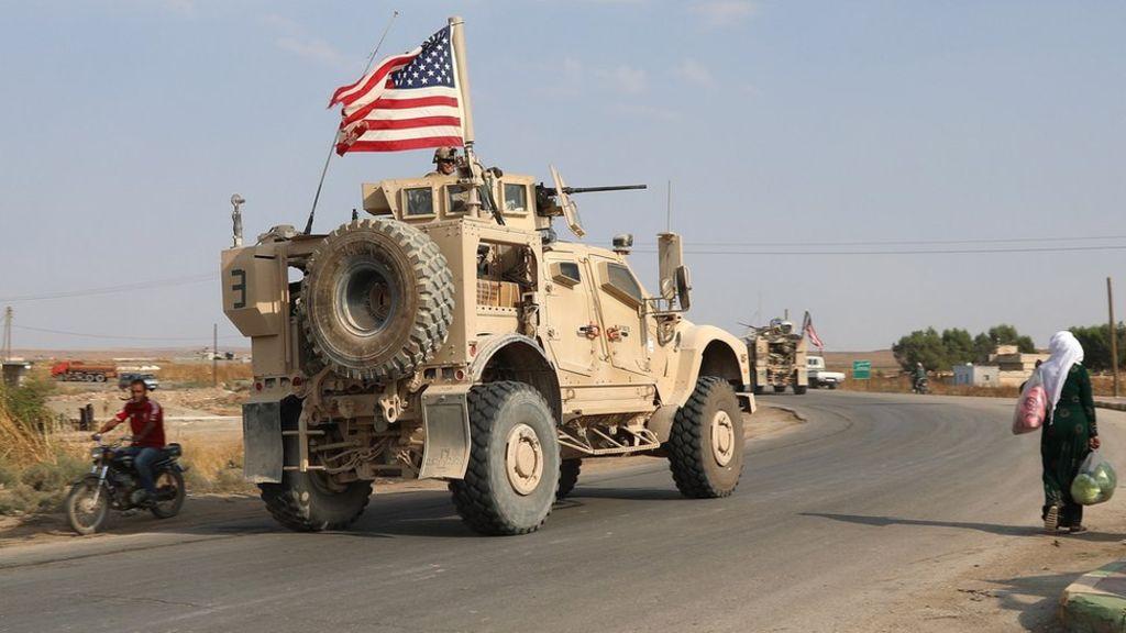 ABD'den Suriye ve  Irak açıklaması: Taşıdık ve hedeflerimiz aynı!